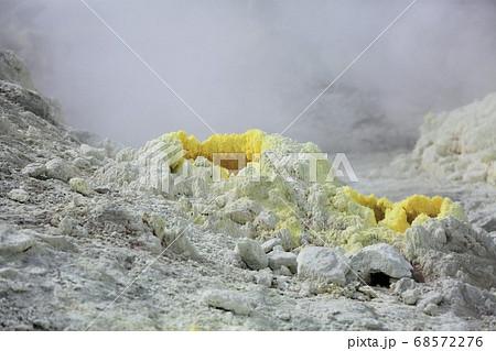 硫黄山・アトサヌプリ(北海道弟子屈町) 68572276