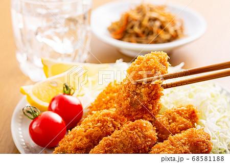 カキフライ 惣菜 68581188