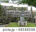 滋賀県 西教寺 石仏 68588598