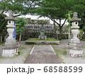 滋賀県 西教寺 石仏 68588599