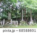 滋賀県 西教寺 石仏 68588601