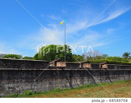 コーンウォリス要塞砲台跡 68589708