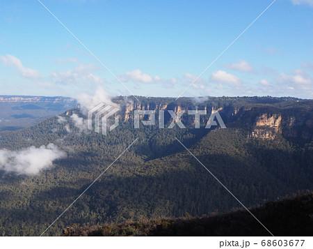 【絶景】オーストラリア、ブルーマウンテンズ 68603677