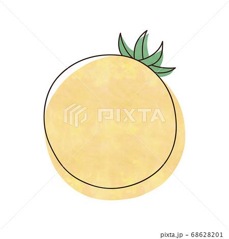 黄色のトマト 68628201