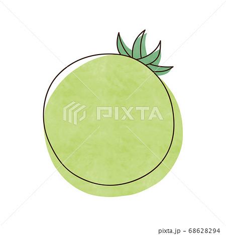 緑色のトマト 68628294