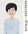 女の子 68629896