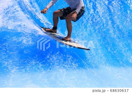 サーフィン 68630637