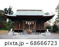 「総社   淡海國玉神社」の社殿(静岡県磐田市) 68666723