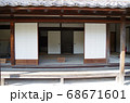 旧厚狭毛利家萩屋敷長屋の景色 68671601