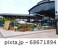 広島市横川駅前の景色 68671894