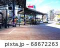広島市横川駅前の景色 68672263