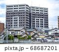 地方都市の都市開発 68687201