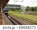 新潟県 小出駅ホーム 魚沼 68688272