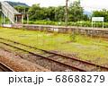 新潟県 只見線 小出駅 ホーム 68688279