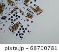 ばら撒いた「トランプカード」1 68700781