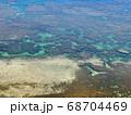 海 サンゴ 南国 リゾート 68704469