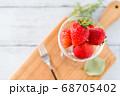 いちご ゆきララ 北海道産3 68705402