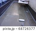 ウレタン防水におけるプライマー塗布 68726377