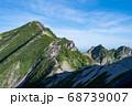 唐松岳と不帰ノ嶮 68739007