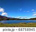 長野県 青木湖 68758945