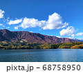 長野県 青木湖 68758950