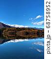 長野県 青木湖 68758952