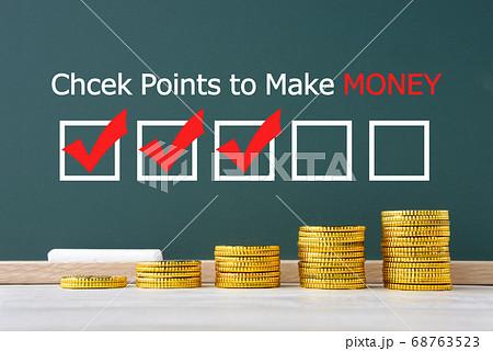 お金に関するチェックポイントイメージ 68763523