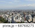 群馬県高崎市の街並み 68768275
