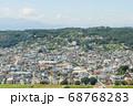 群馬県高崎市の街並み 68768283