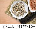 煮干し 鰹節 昆布 68774300