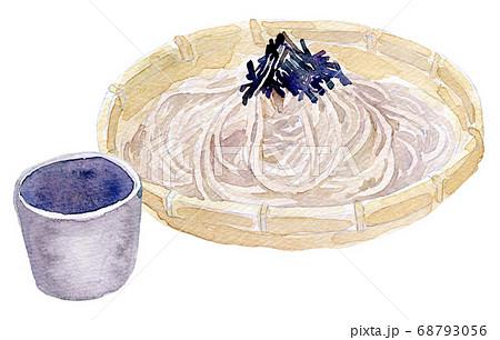 和蕎麦 ざる蕎麦 68793056
