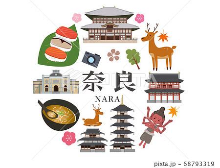 奈良県 観光 旅行 68793319