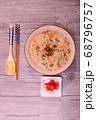 お粥 料理 ニンジン 68796757
