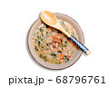 お粥 料理 ニンジン 68796761