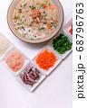 お粥 料理 ニンジン 68796763