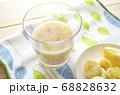 乳清と甘酒とバナナのスムージー 68828632