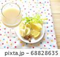 乳清と甘酒とバナナのスムージー 68828635