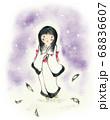 童話 鶴の恩返し 68836607
