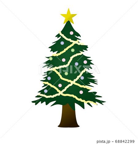 クリスマスツリー 68842299