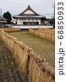 稲の天日干し(静岡市内にて) 68850933