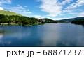 白樺湖のドローン映像 68871237