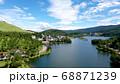 白樺湖のドローン映像 68871239