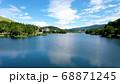 白樺湖のドローン映像 68871245