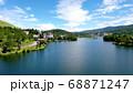 白樺湖のドローン映像 68871247