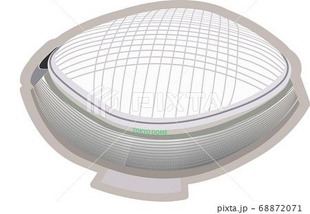 東京ドーム 68872071