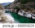 祖谷渓 徳島 渓谷 渓流 68893629