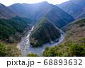 祖谷渓 徳島 渓谷 渓流 68893632
