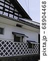 北国街道坂城町 長屋門の旧家 68904468