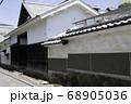 北国街道坂城町 長屋門の旧家 68905036