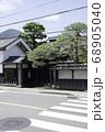 北国街道坂城町 長屋門の旧家 68905040